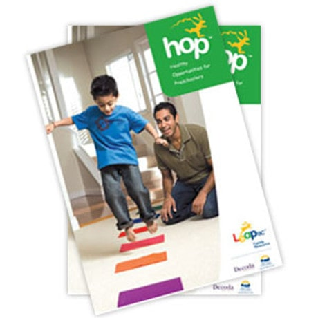 Hop activity cards